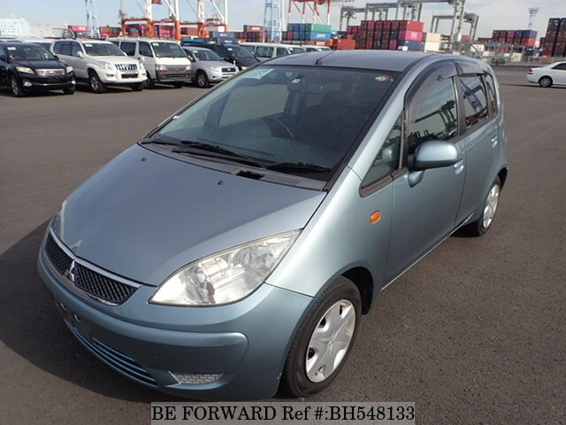 Used 2009 MITSUBISHI COLT BH548133 for Sale