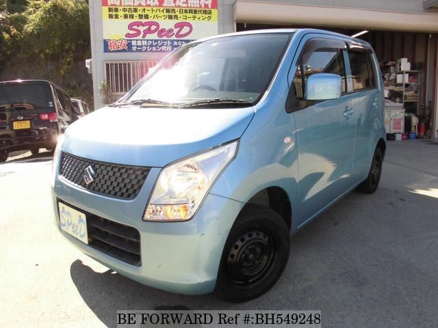 Used 2011 SUZUKI WAGON R BH549248 for Sale