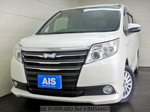 Used 2015 TOYOTA NOAH BH549457 for Sale