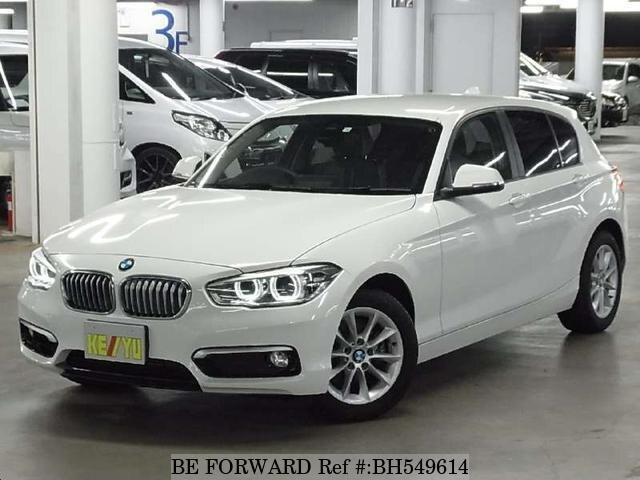 Used 2016 BMW 1 SERIES BH549614 for Sale