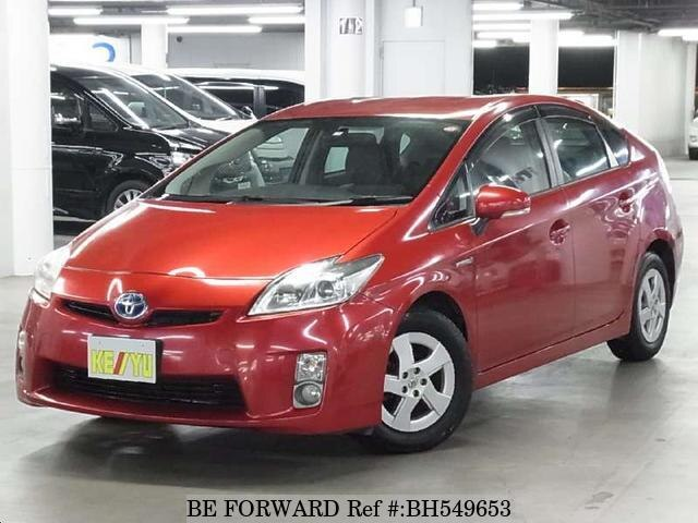 Used 2009 TOYOTA PRIUS BH549653 for Sale