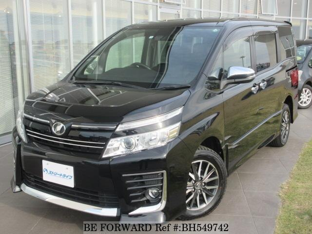 Used 2016 TOYOTA VOXY BH549742 for Sale