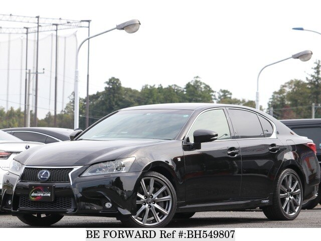 Used 2014 LEXUS GS BH549807 for Sale