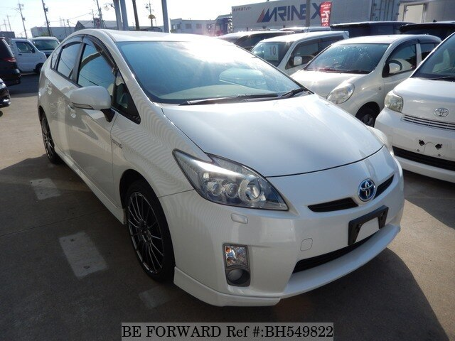Used 2010 TOYOTA PRIUS BH549822 for Sale