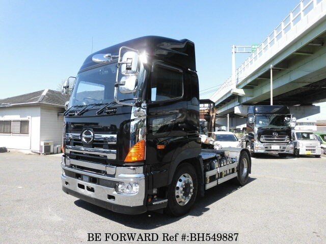 Used 2017 HINO PROFIA BH549887 for Sale