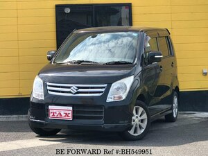 Used 2009 SUZUKI WAGON R BH549951 for Sale
