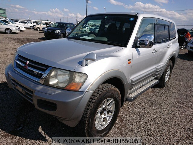 Used 1999 MITSUBISHI PAJERO BH550052 for Sale
