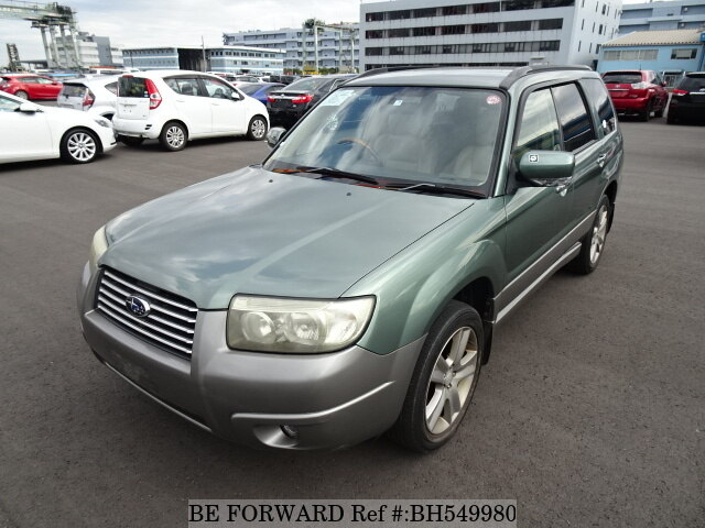 Used 2005 SUBARU FORESTER BH549980 for Sale