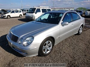 Used 2003 MERCEDES-BENZ E-CLASS BH550081 for Sale