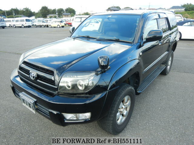 Used 2004 TOYOTA HILUX SURF BH551111 for Sale