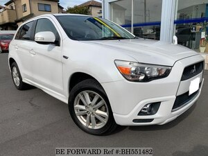 Used 2012 MITSUBISHI RVR BH551482 for Sale