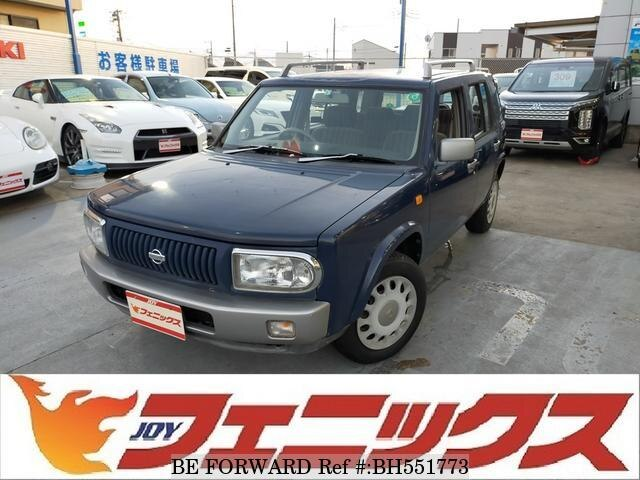 Used 1997 NISSAN RASHEEN BH551773 for Sale