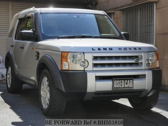 Used 2005 LAND ROVER DISCOVERY 3 BH551816 for Sale