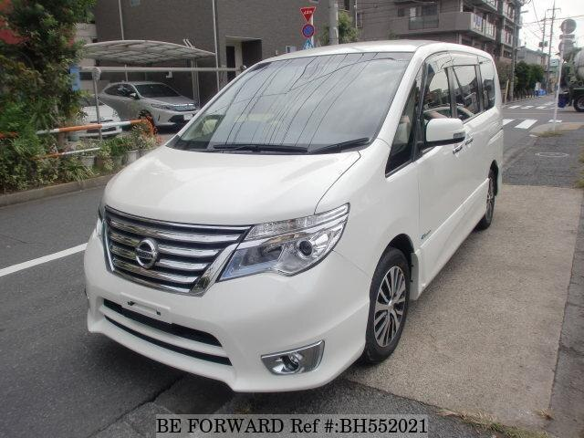 Used 2014 NISSAN SERENA BH552021 for Sale