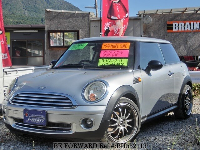 Used 2007 BMW MINI BH552113 for Sale