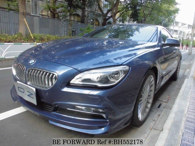 Used 2015 BMW ALPINA B6 BH552178 for Sale