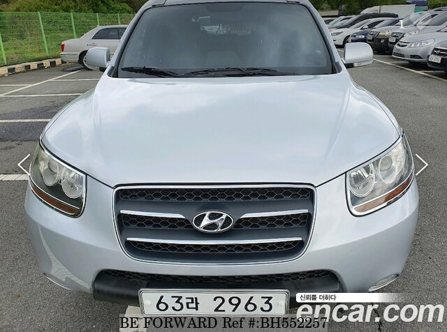 Used 2009 HYUNDAI SANTA FE BH552257 for Sale