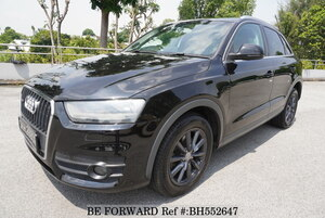 Used 2012 AUDI Q3 BH552647 for Sale