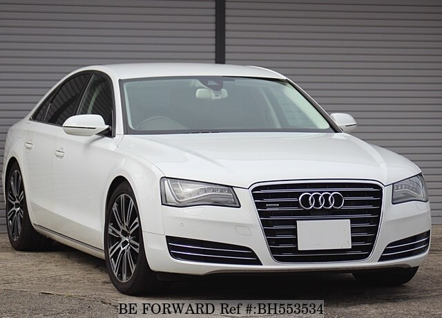 Used 2011 AUDI A8 BH553534 for Sale