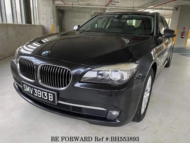 Used 2011 BMW 7 SERIES BH553893 for Sale