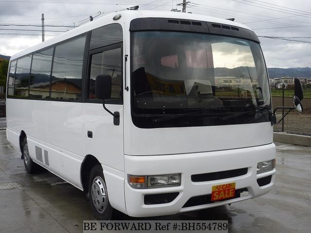 Used 1999 ISUZU JOURNEY BUS BH554789 for Sale