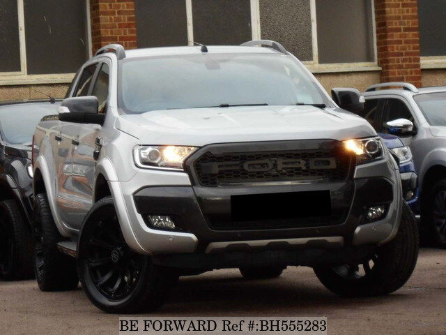 Used 2017 FORD RANGER BH555283 for Sale