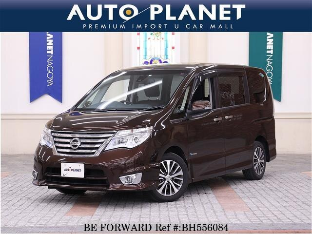 Used 2015 NISSAN SERENA BH556084 for Sale
