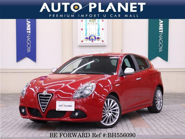 Used 2015 ALFA ROMEO GIULIETTA BH556090 for Sale