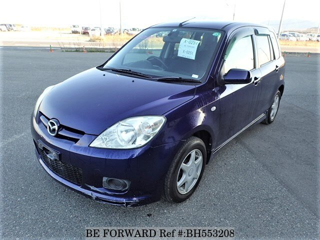 Used 2006 MAZDA DEMIO BH553208 for Sale