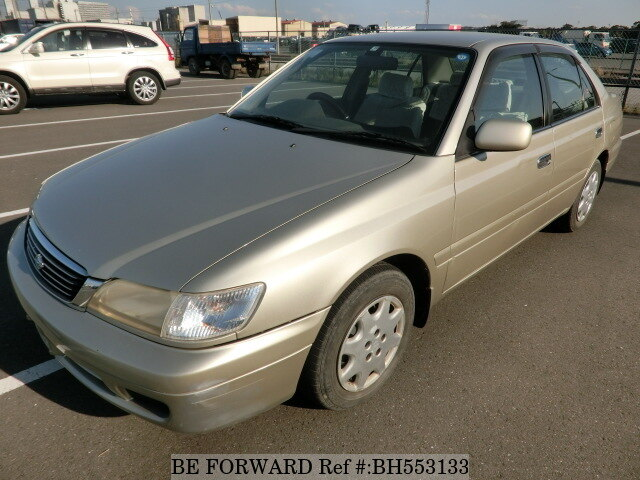 Used 2001 TOYOTA CORONA PREMIO BH553133 for Sale