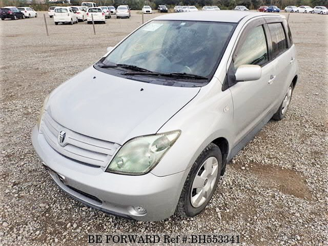 Used 2003 TOYOTA IST BH553341 for Sale