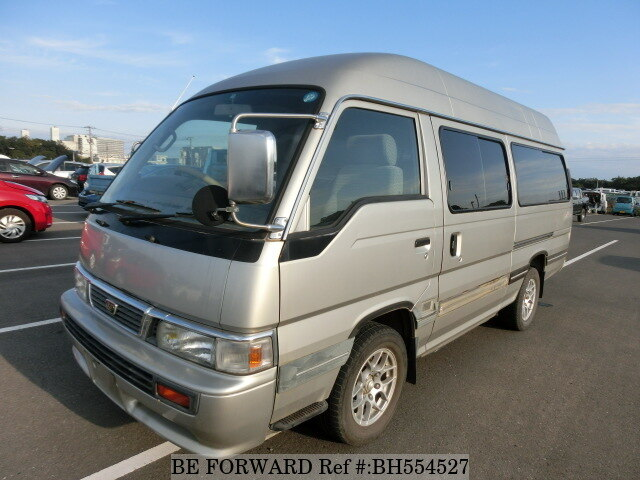 Used 1998 NISSAN HOMY COACH BH554527 for Sale