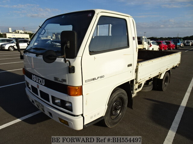 Used 1988 ISUZU ELF TRUCK BH554497 for Sale