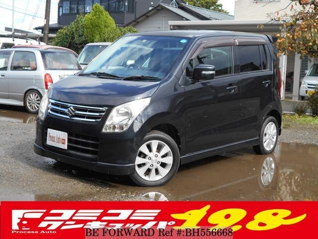 Used 2009 SUZUKI WAGON R BH556668 for Sale