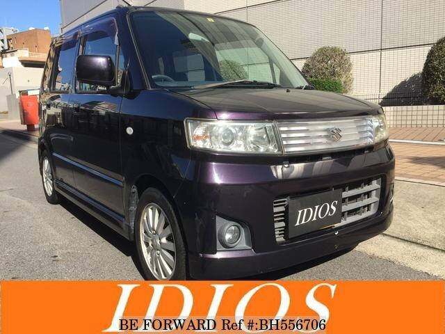 Used 2007 SUZUKI WAGON R BH556706 for Sale