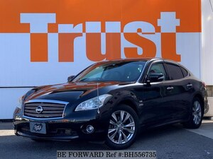 Used 2011 NISSAN FUGA HYBRID BH556735 for Sale