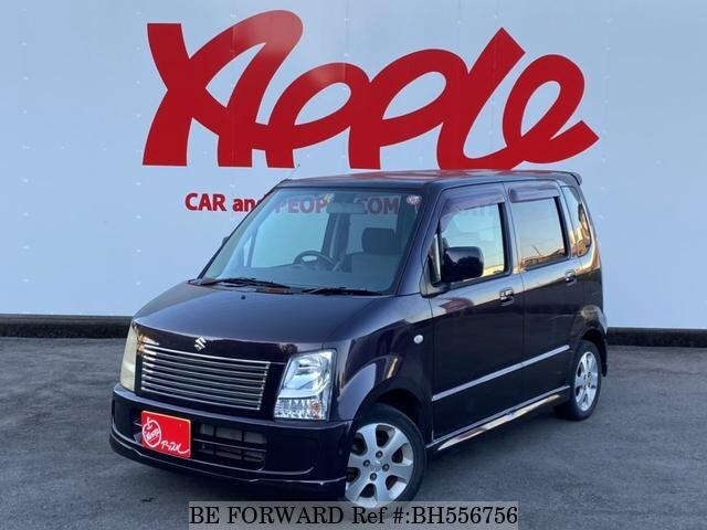 Used 2006 SUZUKI WAGON R BH556756 for Sale