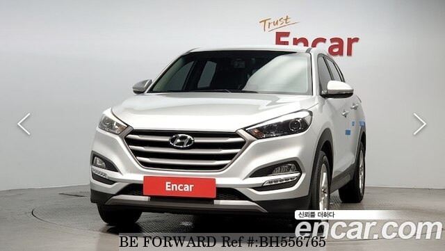 Used 2016 HYUNDAI TUCSON BH556765 for Sale