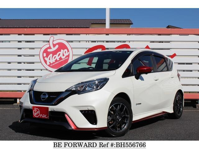 Used 2017 NISSAN NOTE BH556766 for Sale
