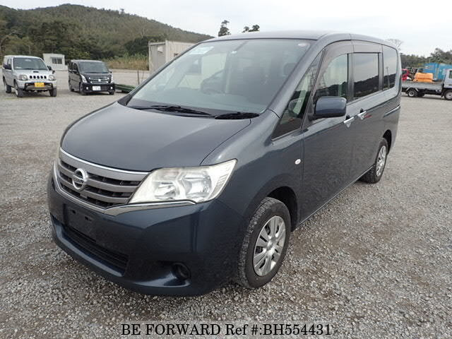 Used 2011 NISSAN SERENA BH554431 for Sale