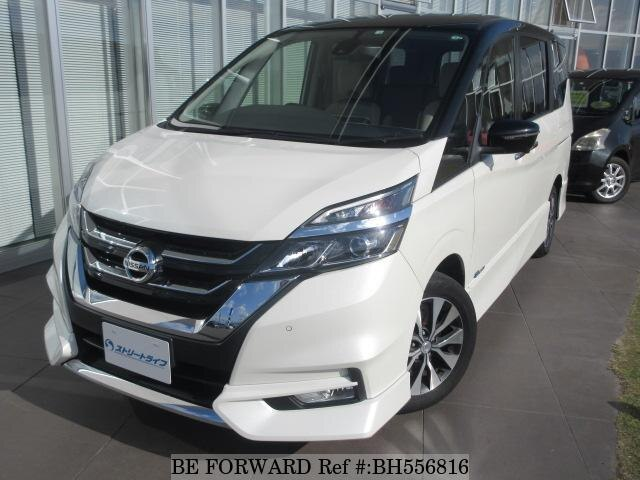 Used 2018 NISSAN SERENA BH556816 for Sale