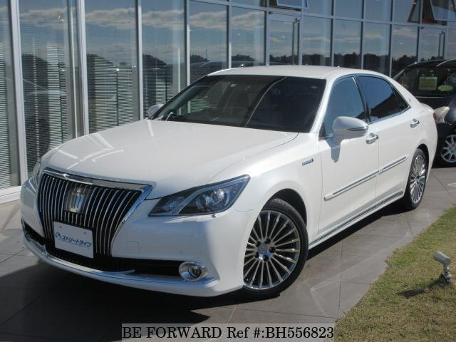 Used 2013 TOYOTA CROWN MAJESTA BH556823 for Sale