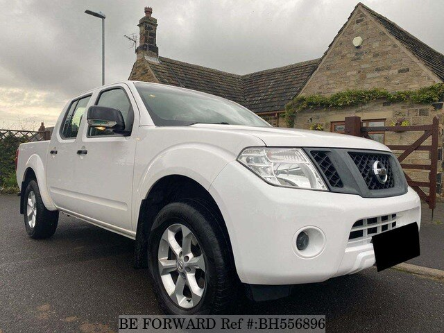 Used 2015 NISSAN NAVARA BH556896 for Sale