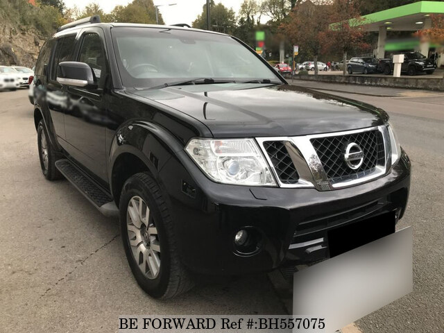 Used 2014 NISSAN PATHFINDER BH557075 for Sale