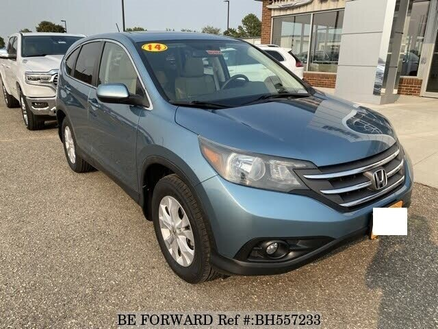 Used 2014 HONDA CR-V BH557233 for Sale