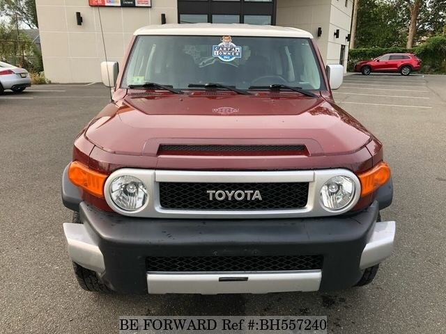 Used 2008 TOYOTA FJ CRUISER BH557240 for Sale