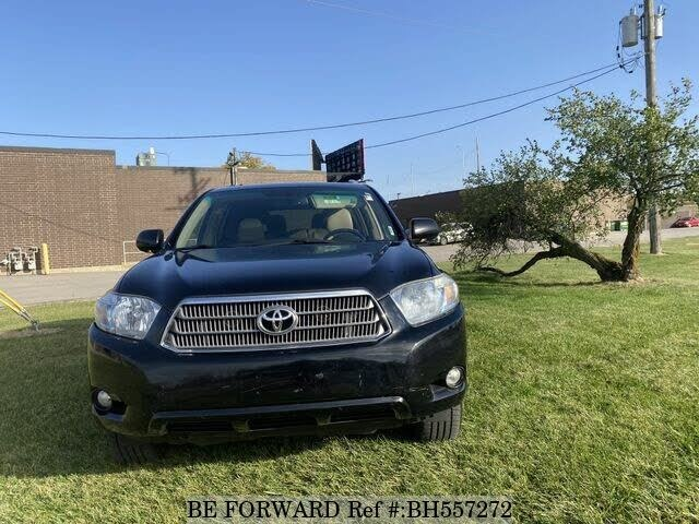 Used 2010 TOYOTA HIGHLANDER BH557272 for Sale