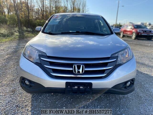 Used 2012 HONDA CR-V BH557277 for Sale
