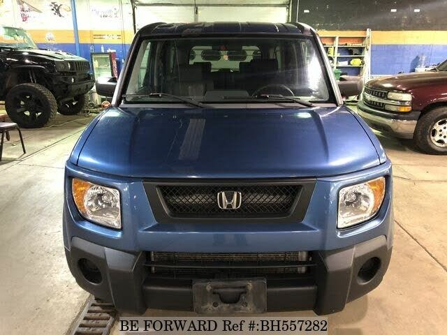 Used 2006 HONDA ELEMENT BH557282 for Sale