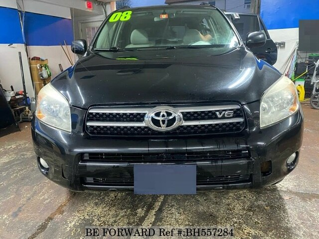 Used 2008 TOYOTA RAV4 BH557284 for Sale